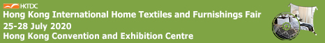HKTDC - Home Textile 2020