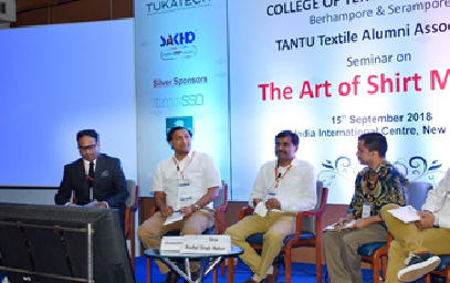 6th edition of TANTU focuses on garment and shirt making technologies 001