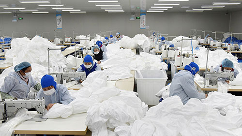 Coronavirus Not just China global textiles and apparels sector feels the heats