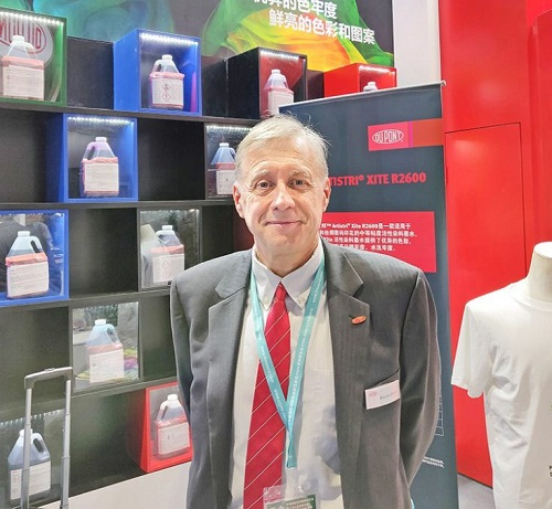 DuPont Advanced Printing setting new standards in digital textile printing solutions