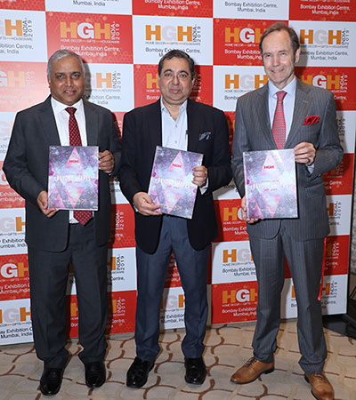 HGH India unveils Beyond Shapes The Home Fashion Trends