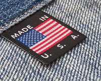 Not just location, the 'Made in USA' label is a stamp of quality