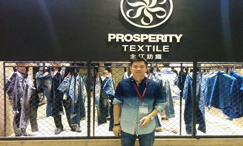Prosperity Textile aims to touch 100 million yards per annum mark next year 001