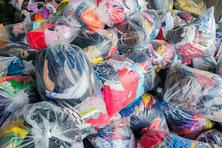 Recycling clothes in the apparel retail industry