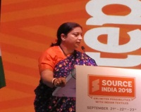 Source India 2018: Offers a great platform for buyers/suppliers of manmade textiles