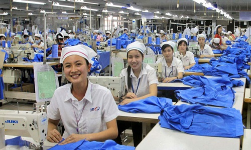 Vietnam gaining global power in textile manufacturing 001